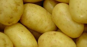 Patatas para los ojos hinchados