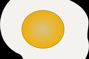 Cuello joven con clara de huevo Trucos de belleza caseros