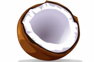 Bronceador casero de aceite de coco